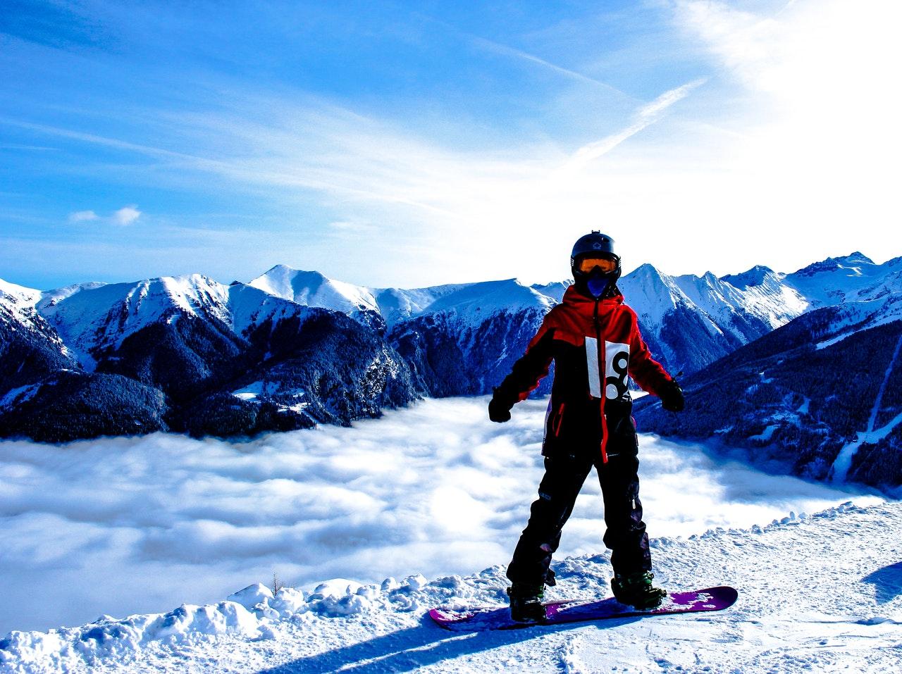 momentum snowboarding