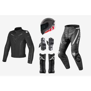 RST R-16 1 Piece Leather Suit review