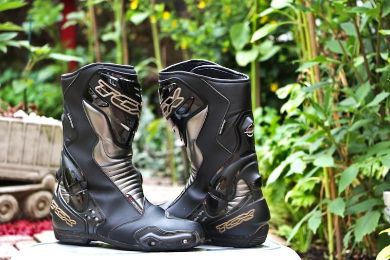 best waterproof motorcycle boots 2020